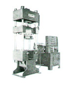Moulding And Compacting Press